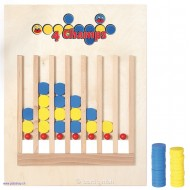 Spieltafel 4 Champs