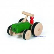 Trak grün, Creamobil Fahrzeuge ab 1 Jahr