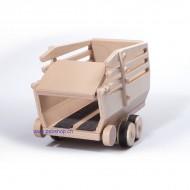 Ladewagen L 40 cm-Creamobil Fahrzeuge ab 1 Jahr