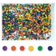 Legematerial -Punkte- Mischung, ca.2000 Stück
