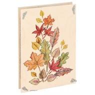 Blätterpresse bunt 33 x 23 x 6 cm, für Jung und Alt