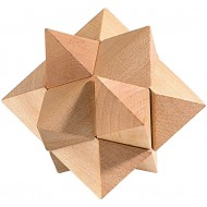 Der rätselhafte Stern - 3D Puzzle
