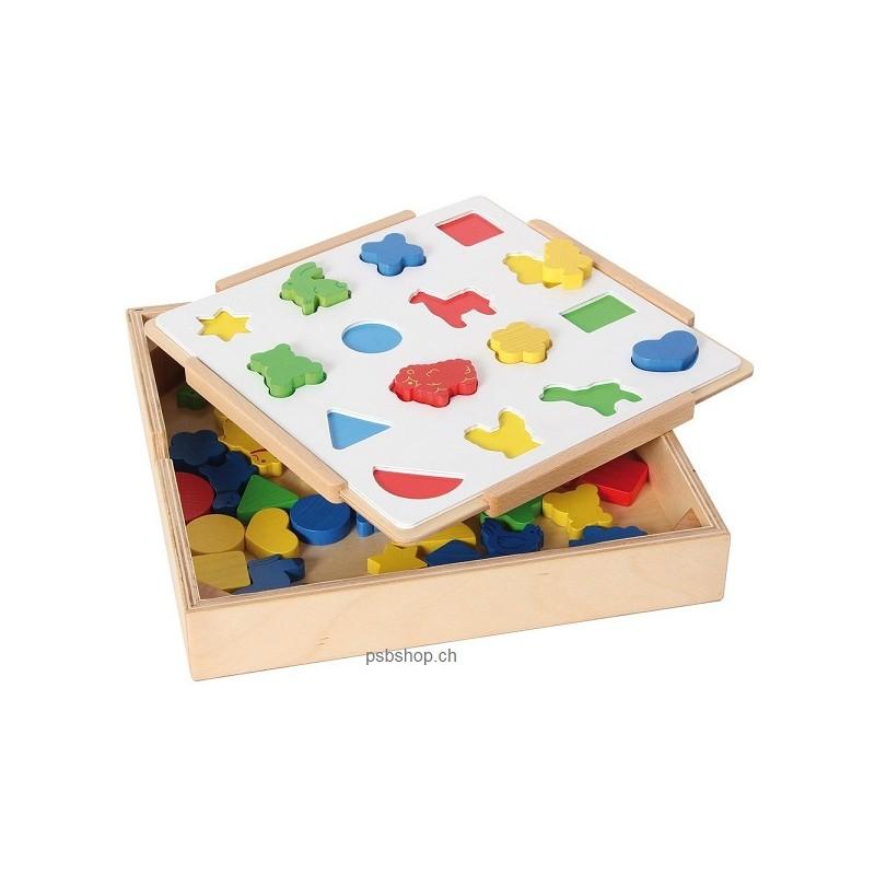 Formen Und Farben Spiel