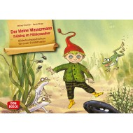 Der kleine Wassermann – Frühling im Mühlenweiher. Kamishibai Bildkartenset.