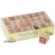 ABC Stempel-Set 14,5x8,5x3,5cm