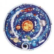 XXL Lernpuzzle Planets, 48 Puzzleteile, 1 Sonne Alter: 4+