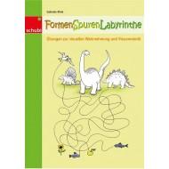 Formen - Spuren - Labyrinthe, Geeignet für 4-8 Jahre
