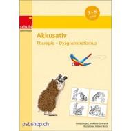 Akkusativ, Therapie - Dysgrammatismus Kopiervorlagen