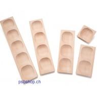 Tablett-Set 1-, 2-, 3-, 4-, 5-er