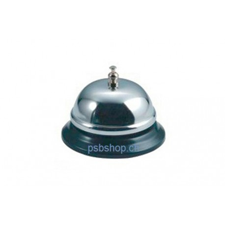 """""""Tischglocke"""" """"Silentium"""" als Hilfsmittel, Masse: H. 6cm D. 8 cm"""