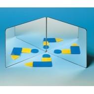 Geometriespiegel - Eckspiegelsatz für Schüler