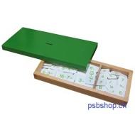 Subtraktionskasten & Kontrolltafel zum Subtraktionskasten ab 6 Jahren