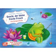 Quacki, der kleine freche Frosch. Eine Klanggeschichte