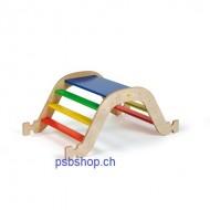 Kletterwippe Mini für Kleinstkinder, L 94 x B 56,5 x H 39 cm