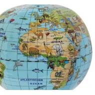 Aufblasbarer Globus Tiere, D.30cm