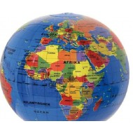 Aufblasbarer Globus D.30cm