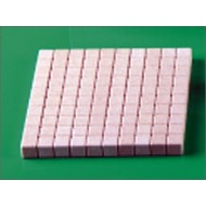 1 Hunderterplatte vom Mathematischen Würfel