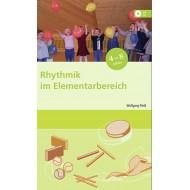 Rhythmik im Elementarbereich, Praxisbuch, CD-ROM