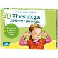 30 Kinesiologie-Bildkarten für Kinder, Blockaden lösen - Balance finden.