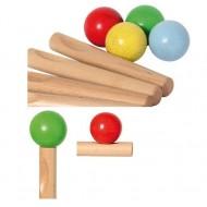 Balancierstäbe Set für 4 Spieler