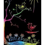 Kratzpapier - Din A4, 10 Blatt