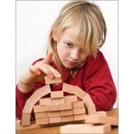 Brücken - und was sie stabil macht - Unterrichtsordner + Experimentiermaterial