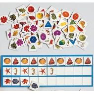 Ritmo Spiel, Reihen ergänzen ab 4-jährig