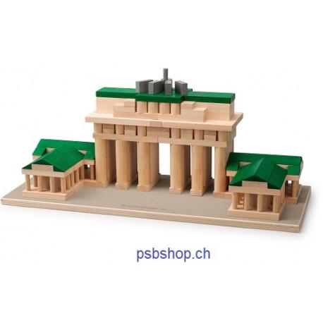 Brandenburger Tor, Architektur und Statik - richtet sich an jedes Alter