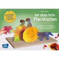 Der dicke fette Pfannkuchen, ein Märchen für die Erzählschiene, ab 2-jährig