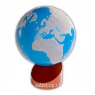 Globus Land - Wasser, Einführung zum Thema Erde, 16 x 16 x 20 cm, ab 3 Jahren